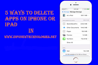 how do i permanently delete apps from my iphone 5 ways to delete apps on iphone or permanently 21300