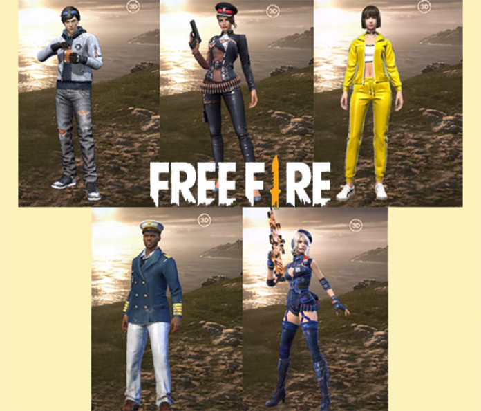 Best Character in Free Fire