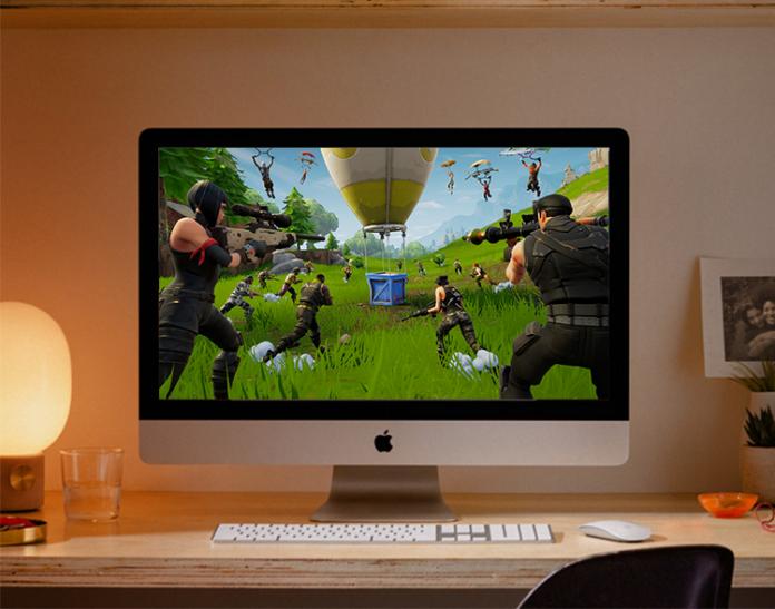 Play Fortnite on Mac